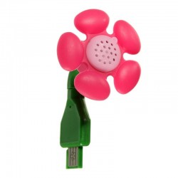 Diffuseur Fleur USB Rose - DIRECT NATURE