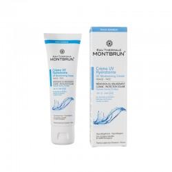 Crème Hydratante UV - Eau Thermale MONTBRUN