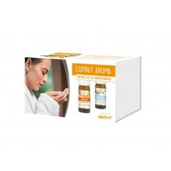 Coffret Aroma Premiers pas en aromathérapie