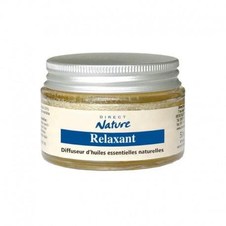Diffuseur d'huiles essentielles éponge RELAXANT - DIRECT NATURE