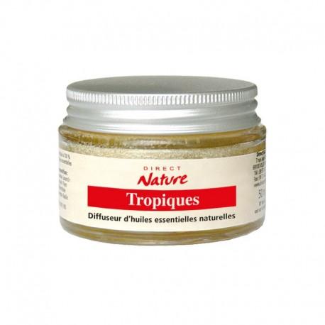 Diffuseur d'huiles essentielles éponge TROPIQUES - DIRECT NATURE