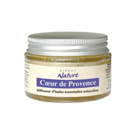 Diffuseur d'huiles essentielles éponge COEUR DE PROVENCE - DIRECT NATURE