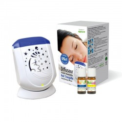 Coffret Diffuseur Aroma Wind - Nuit tranquille - DIRECT NATURE