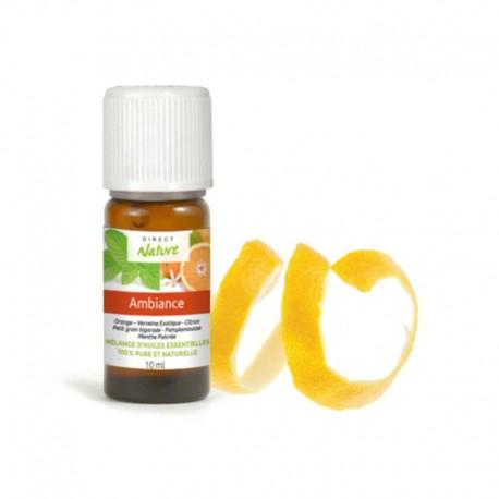 Mélange d'huiles essentielles Ambiance - DIRECT NATURE