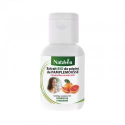 Extrait BIO de pépins de pamplemousse - Complément alimentaire NATAVÉA