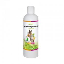 Shampooing préventif tiques et puces chiens et chats - Flacon spray de 125ml