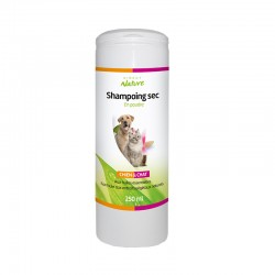 Shampoing sec chien et chat - DIRECT NATURE