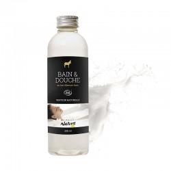 Bain & Douche au lait d'ânesse frais BIO - DIRECT NATURE