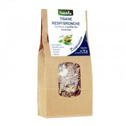 Complément alimentaire Tisane Respi'bronche Bio* - NATAVÉA