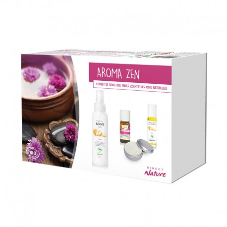 Coffret Aroma Zen - DIRECT NATURE