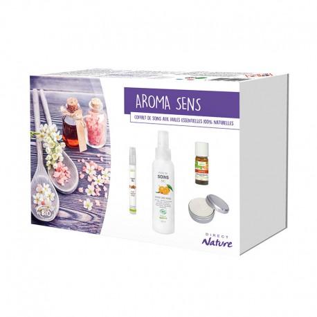 Coffret cadeau Aroma Sens - DIRECT NATURE