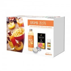 Coffret cadeau Aroma Zeste - DIRECT NATURE