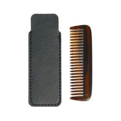 Peigne barbe et moustache made in France Ca va barber Naturashop
