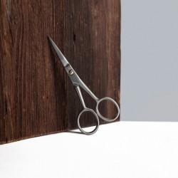 Ciseaux pour l'entretien de la barbe et de la moustache CA VA BARBER made in France