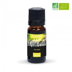 Huile essentielle de Litsée Citronnée certifiée BIO - DIRECT NATURE