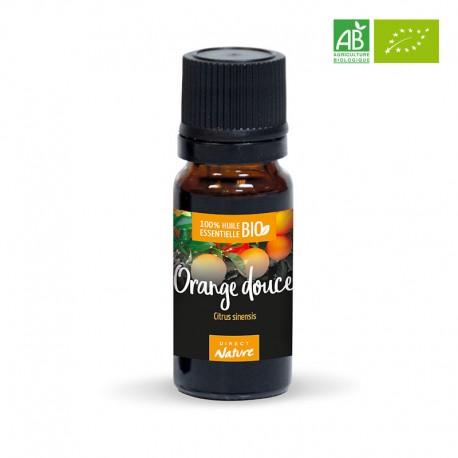 Huile essentielle d'Orange Douce certifiée BIO - DIRECT NATURE
