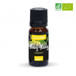 Huile essentielle d'Ylang-Ylang certifiée BIO - DIRECT NATURE