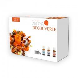 Coffret cadeau Aroma Découverte - DIRECT NATURE