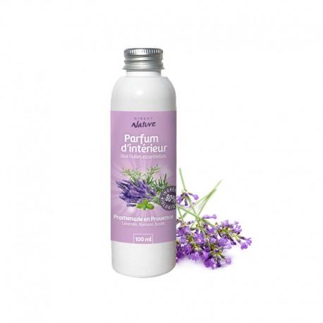 Eco-Recharge parfum d'ambiance Promenade en Provence - DIRECT NATURE