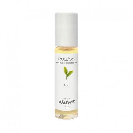 """Roll'on """"ADO"""" aux huiles essentielles et végétales - DIRECT NATURE"""