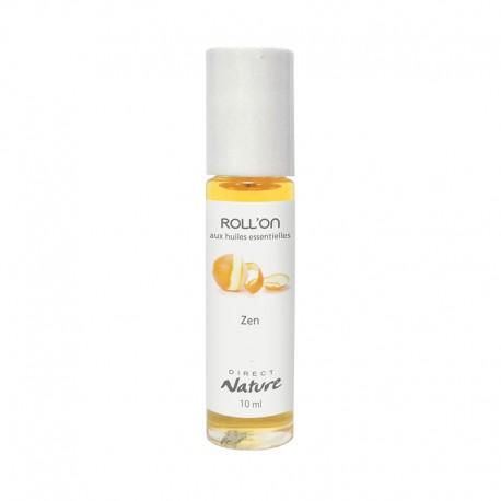 """Roll'on """"ZEN"""" aux huiles essentielles et végétales - DIRECT NATURE"""
