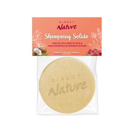 Shampoing solide - DIRECT NATURE