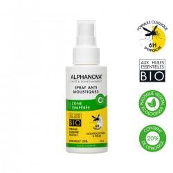Spray Anti-moustiques - Zone tempérée