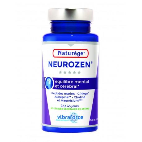 Neurozen BIO - Complément alimentaire NATURÈGE