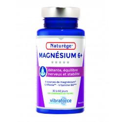 Magnésium 6 + - Complément alimentaire NATURÈGE