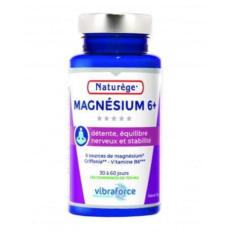Magnésium II + - Complément alimentaire NATURÈGE